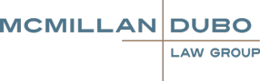 McMillan Dubo Law Group Retina Logo